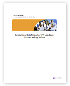 Executive Briefings for IT Leaders