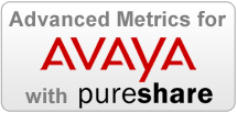 Avaya Dashboards Metrics