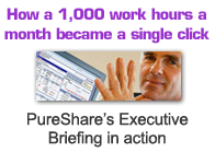 Save 1000 hours per month using PureShare for Metrics Management